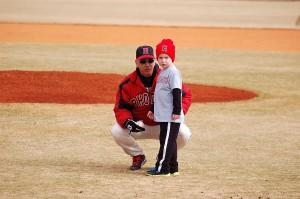 Rhodes baseball